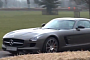 Mercedes SLS AMG GT Roars Up Goodwood Hill [Video]