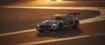 Mercedes SLS AMG GT3 Claims Third Place at Dubai 24 Hours