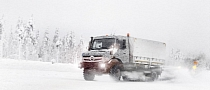 Mercedes Teases Future Work-Horses - Unimog and Econic