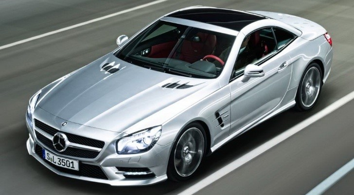 Mercedes to Increase Global Output 13% in 2012