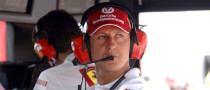 Mercedes to Offer Schumacher 7M Euro for F1 Deal