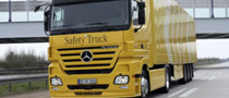Mercedes Trucks Expects Good Sales Next Year