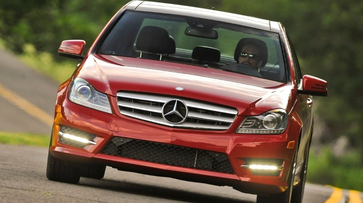 Mercedes US Sales Up 8.3% in May