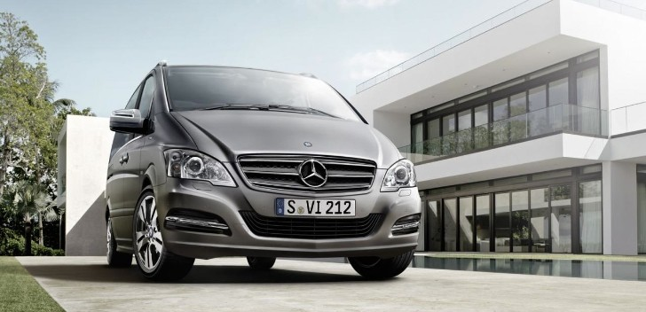 Mercedes Viano Pearl Presented in Geneva