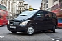 Mercedes Vito Black Cab Unveiled