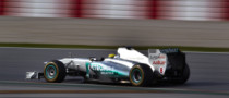 Mercedes W02 - Shortest F1 Car in 2011