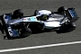 Mercedes W04 Formula 1 Car Showcased at Jerez [Video]