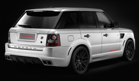 merdad collection 2011 range rover sport introduced autoevolution. Black Bedroom Furniture Sets. Home Design Ideas