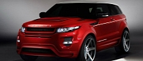 Merdad Collection Mer-Nazz: Range Rover Evoque Tuning