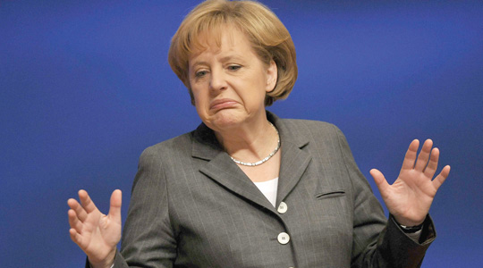 Merkel Surprised By Gm Keeping Opel Autoevolution