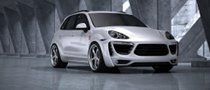 Met-R Turns the Porsche Cayenne into a Radical Star