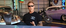 Metallica's James Hetfield on the Orion Custom Car + Motorcycle Show [Video]