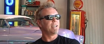 Metallica's James Hetfield Talks Cars and Art [Video]