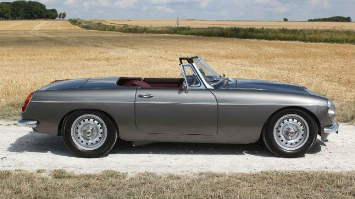 Mg Abingdon Edition By Frontline Is A Neat Little Roadster