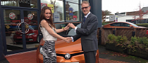 MG Delivers First MG3 Supermini