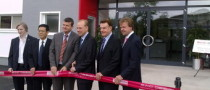 MG Design Center Opens in the UK
