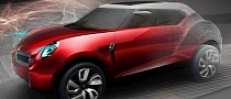 MG Icon Concept Coming to Auto China 2012 [Photo Gallery]