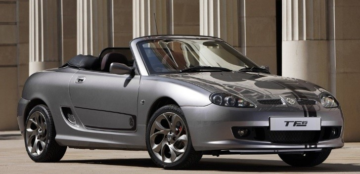 MG Planning Sporscar Revival