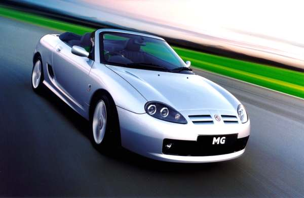 Mg To Build New Sports Car Autoevolution