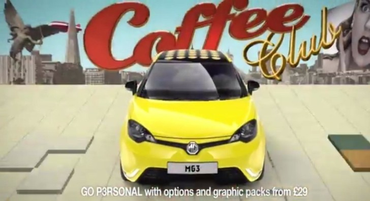 MG3 Commercial: GO P3RSONAL [Video]