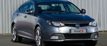 MG6 Production Begins