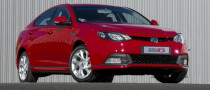 MG6 Production to Start on April 13th