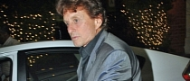 Michael Douglas - Not Too Pleased About His Prius?