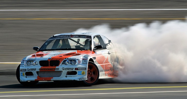 Michael Essa Wins 2013 Formula Drift Championship with His BMW M3