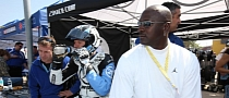 Michael Jordan Goes MotoGP