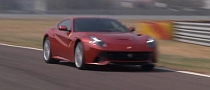 Michael Mann Drives F12 Berlinetta on Fiorano [Video]