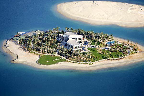 Michael Schumacher Receives 7 Million Island From Prince Of Dubai