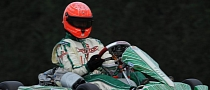 Michael Schumacher Returns to Kart Racing for 2013: First Images [Photo Gallery]