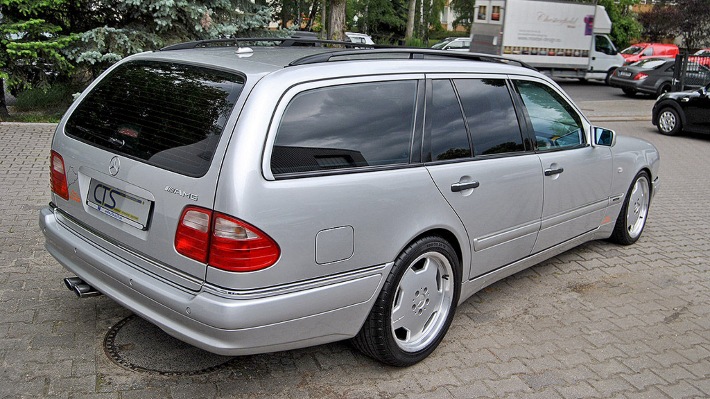 Michael Schumacher Used to Own This Family Wagon, Now It Can Be ...
