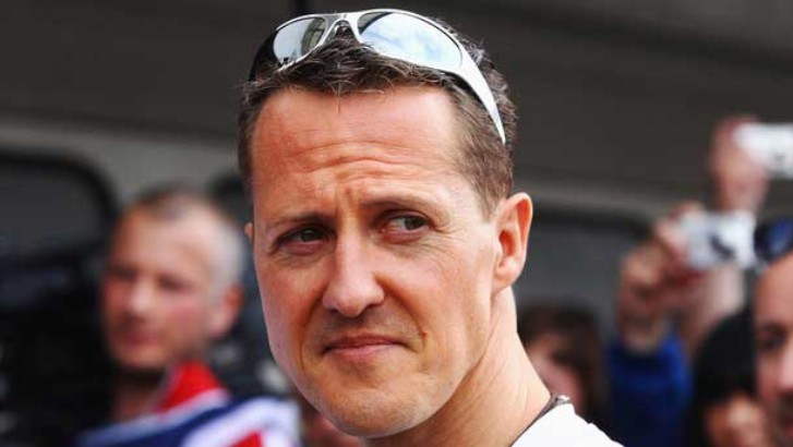 Michael Schumacher - World's Second Richest Sportsperson
