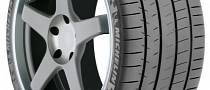 Michelin Details Ferrari F12 Berlinetta Tire