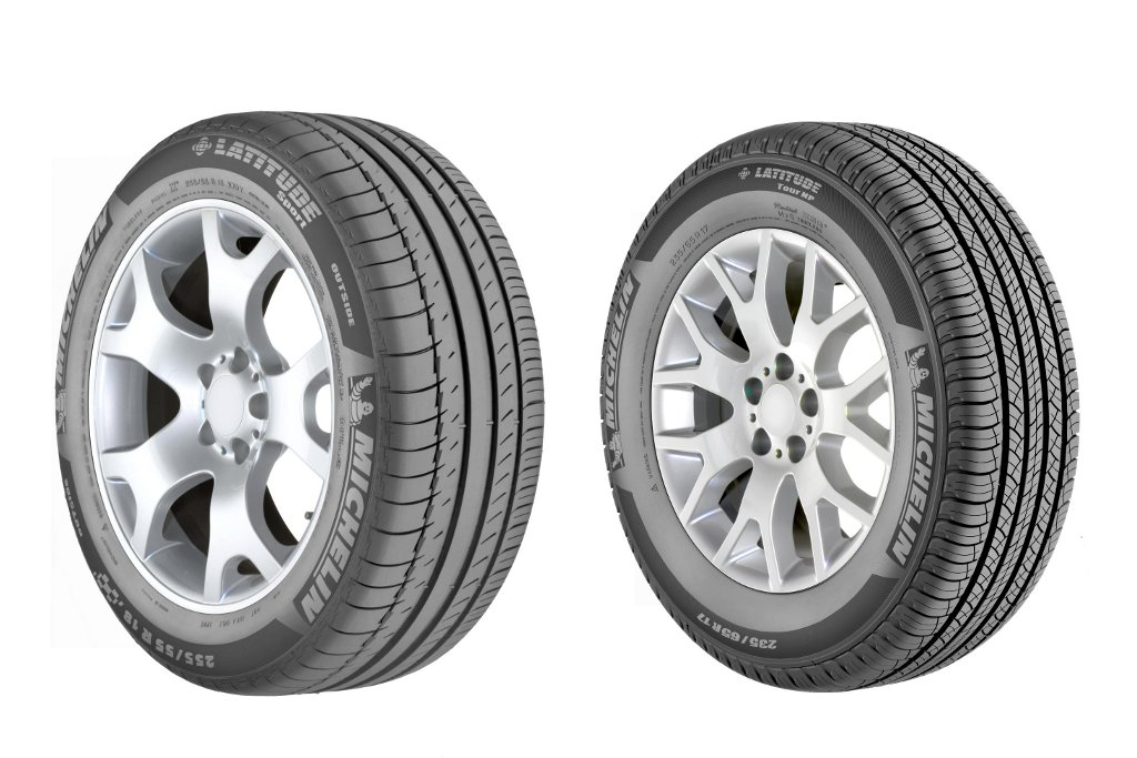 Michelin Launches New Tires For The Porsche Cayenne