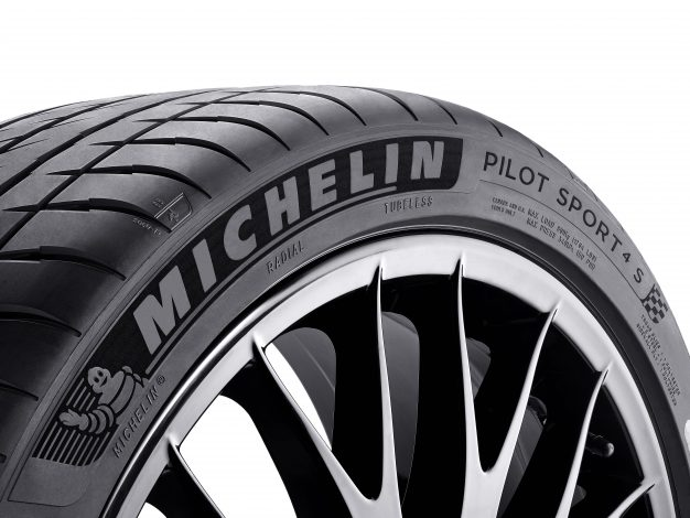 Michelin Pilot Sport 4 S Tires Will Be Used By The Likes Of Ferrari