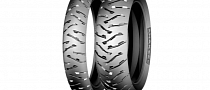 Michelin Shows Anakee III Tires, the New R1200GS Has Them
