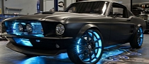 Microsoft Magic Inside West Coast Customs Ford Mustang [Video]