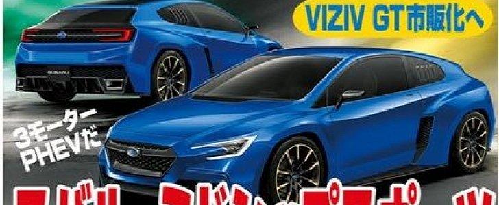 Mid-Engine Subaru Rumors Come Back Into Focus - autoevolution