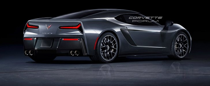 Chevrolet Tahoe 2019 >> Mid-Engined C8 Chevrolet Corvette Teased at Dealer Meeting - autoevolution