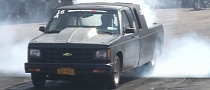 Mid-Engined Funny Car-Like Chevrolet Truck Is Out of This World [Video]