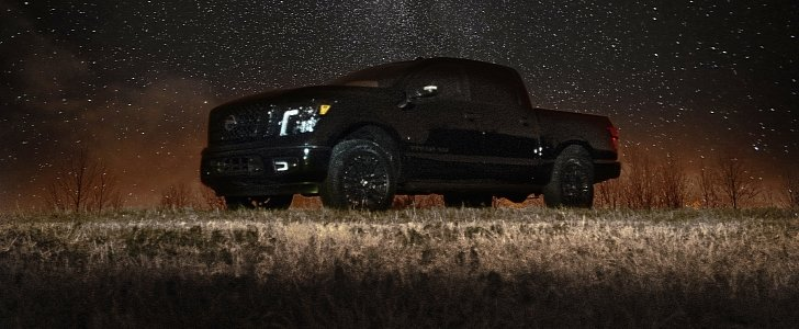 Midnight Edition Is Go For The 2018 Nissan Titan And Titan