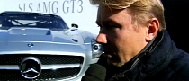 Mika Hakkinen Preparing for Racing Return in Mercedes SLS AMG GT3 [Video]