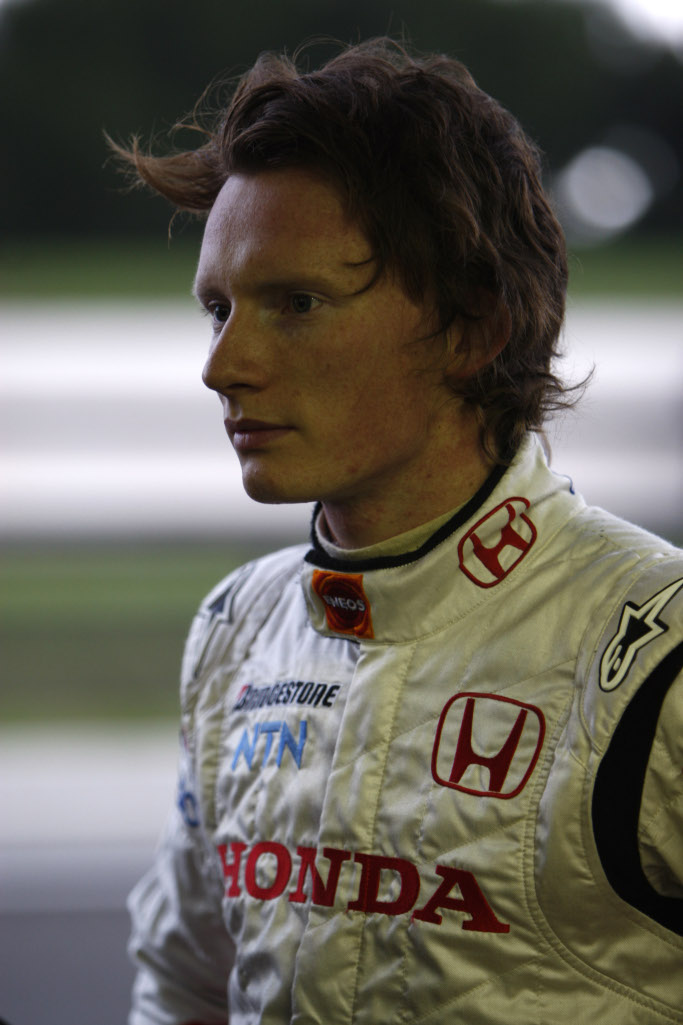 Dreyer And Reinbold >> Mike Conway to Make IndyCar Debut - autoevolution