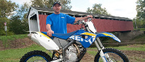 Mike Lafferty Joins Husaberg Enduro Team
