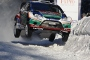 Mikko Hirvonen Wins Rally Sweden