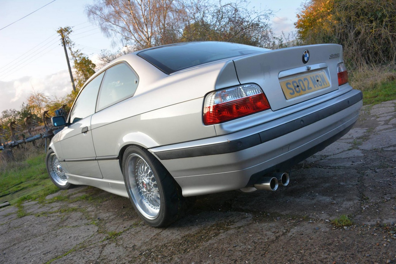 Milltek Launches Classic Exhaust Branch Has Some For Older E36 Models Autoevolution