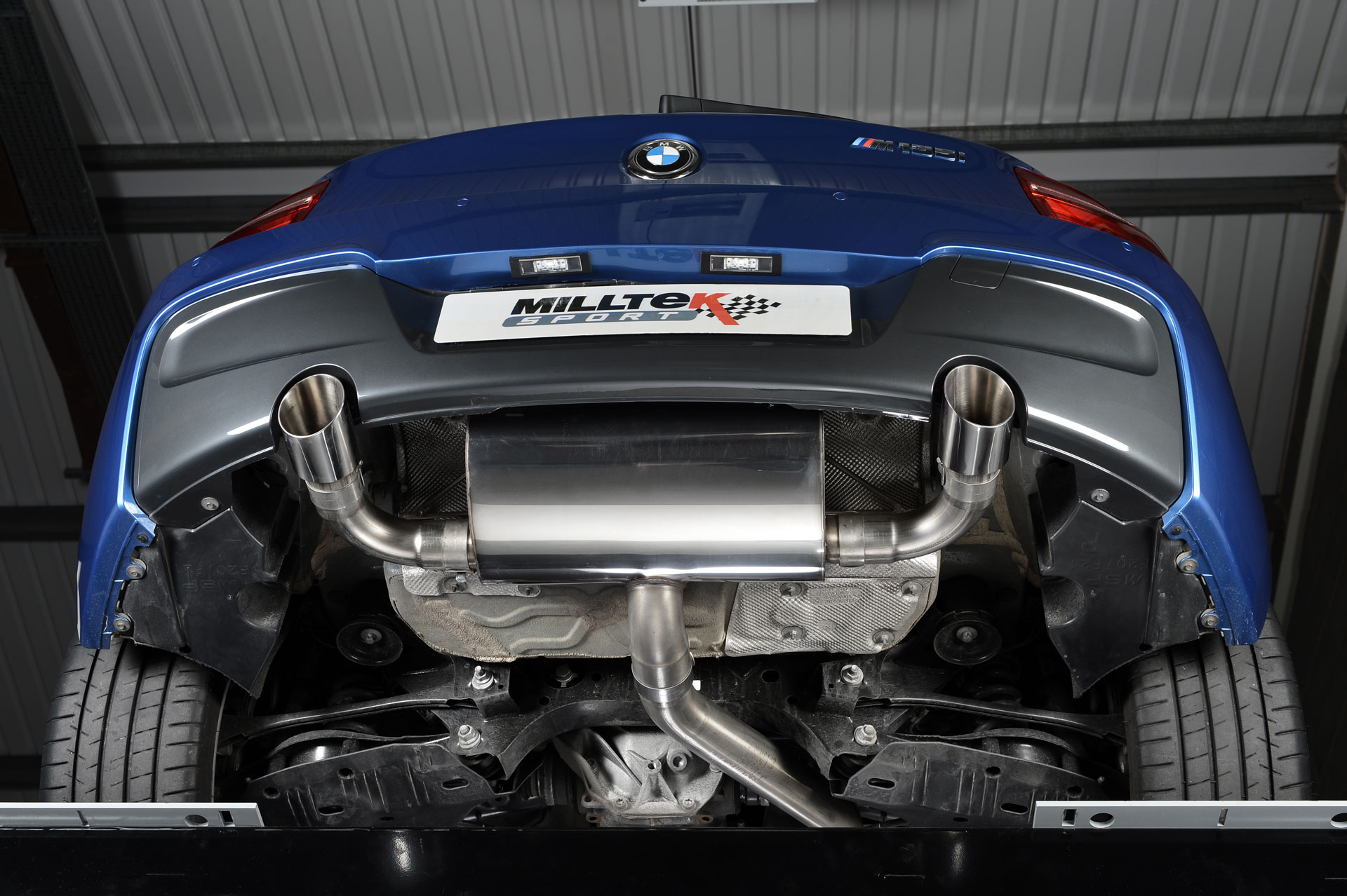 Milltek Performance Exhaust for BMW M135i Brings Massive ...