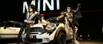 MINI and Rock Band Kiss Raise Funds for UNICEF